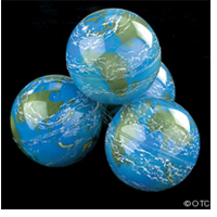 World Bouncing Balls