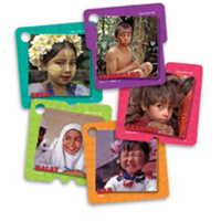 Kids Prayer Cards (Caleb Project Resources)